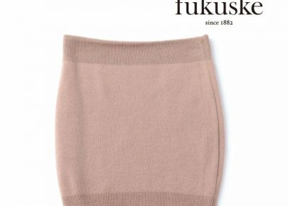 fukuske 男女兼用 純毛 腹巻き